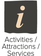 Activities / Attractions / Services